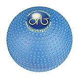 Pro-Tec Athletics The Orb Deep Tissue High Density Massage Ball, 5-Inch Diameter, Blue