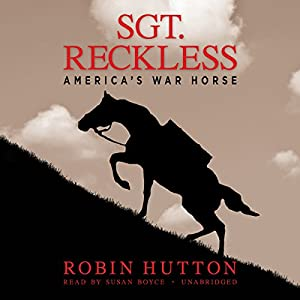 Sgt. Reckless Audiobook