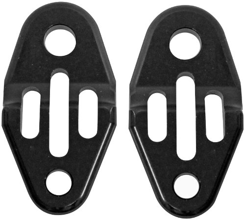 ModQuad Exhaust Hangers Straightlines Black Anodized EH1-RBLK (Exhaust Hanger Rear)