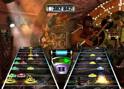 Guitar Hero 2 Bundle with Guitar -Xbox 360 by Activision (Image #5)