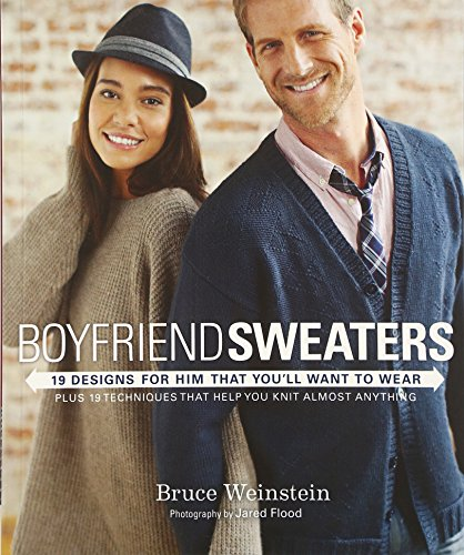 Boyfriend Sweaters: 19 Designs for Him That You'll Want to (Owls Family Design)