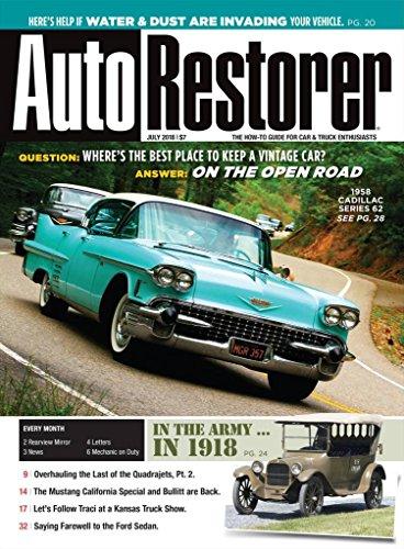 Auto Restorer - Auto Restorer