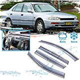 LWLD Wind Deflectors Car Window Accessories for