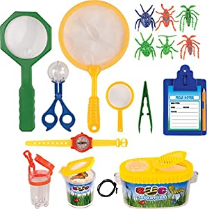 Amazon Com Kangaroo S Insect Bug Adventure Set 18 Pc
