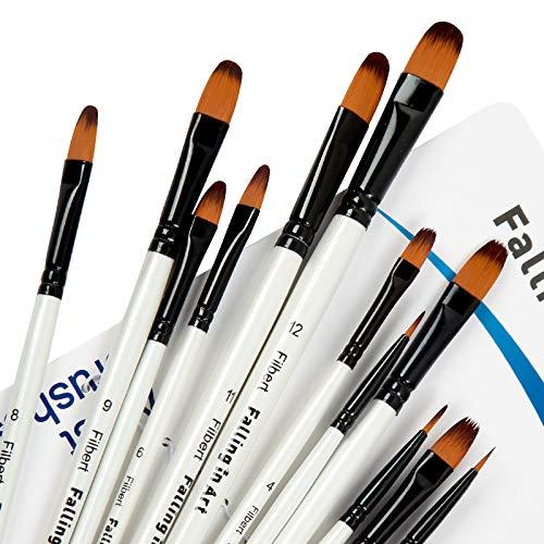 Nylon Professional Painting Brushes Sets