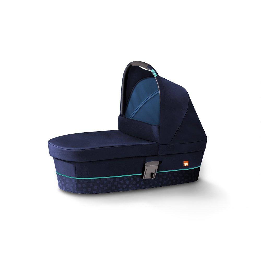 Kinderwagenaufsatz gb Gold Cot M capri blau