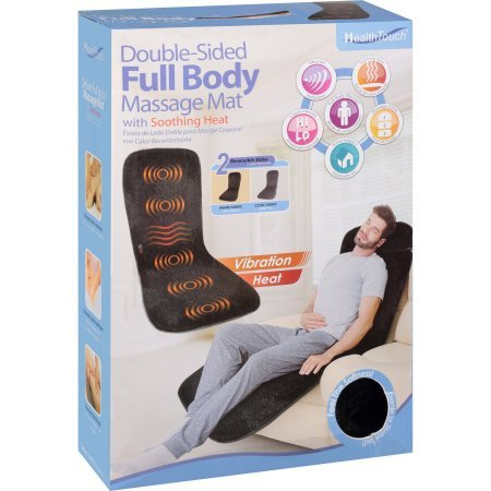 Double-Sided Full Body Massage Mat with Soothing Heat