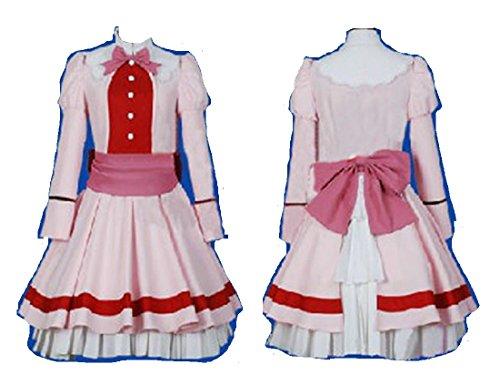 Black Butler Kuroshitsuji Elizabeth cosplay (Black Butler Elizabeth Cosplay Costumes)