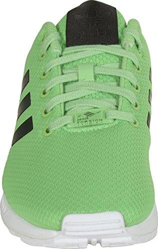 Adidas Originals ZX Flux super verde maglia da corsa da donna