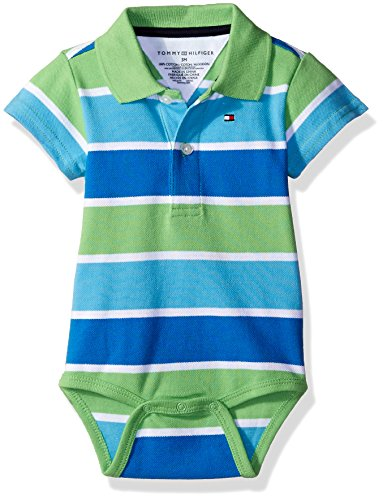 66b1538a Aeropost.com Chile - Tommy Hilfiger Baby Boys Short Sleeve Ivy Bodysuit