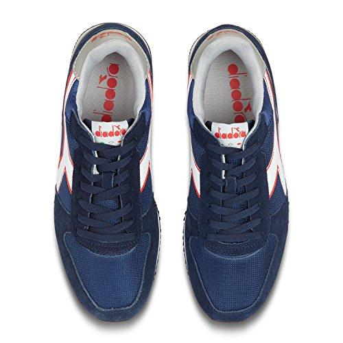 Uomo Blu Pulviscolo Estate Malone grigio C7047 Sneaker Diadora EOvqx