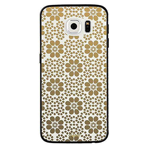 meet ef9e3 4ba9f Sonix Case for Samsung Galaxy S6 Edge - Retail Packaging - Crochet Floral