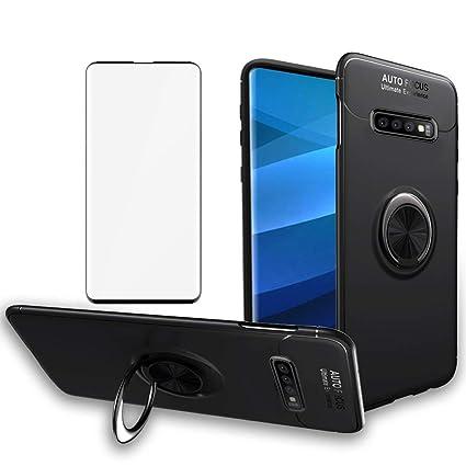Amazon.com: Carcasa para Samsung Galaxy S10, con protector ...