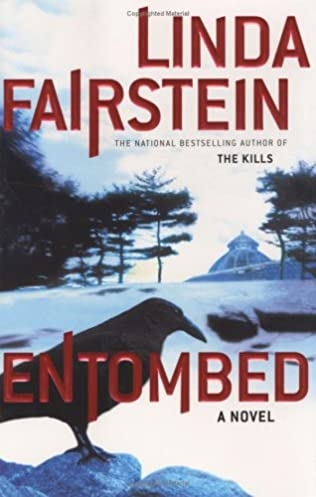 book cover of Entombed