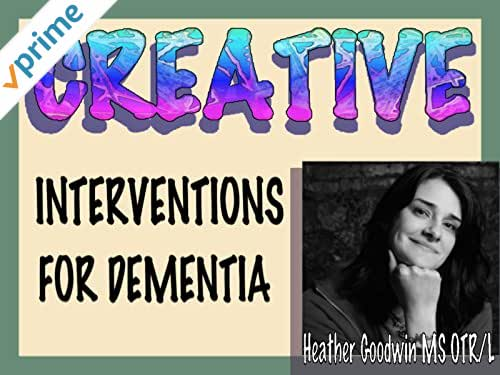 The Creative Interventions for Dementia