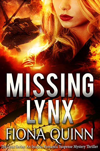 Just as Lexi seems to move in the right direction, she becomes a pawn in a deadly international game…  Missing Lynx by Fiona Quinn