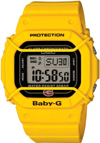 CASIO BABY-G 20TH ANNIVERSARY SERIES (BGD-500-9JR) LADY'S WRISTWATCH LIMITED EDITION (JAPANESE MODEL)