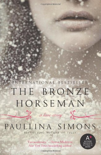 Book cover for The Bronze Horseman