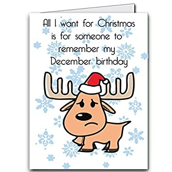 Amazon 2 X 3 Giant Christmas Birthday Card Remember My