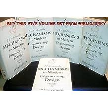 Amazon ivan i artobolevsky books mechanisms in modern engineering design volume i volume ii part 2 volume iii volume v parts 1 and 2 mechanisms in modern engineering design fandeluxe Image collections
