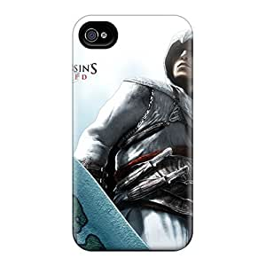 Protector Hard Cell-phone Case For Iphone 6 (wLR14030ukfp) Unique Design Stylish Assassins Creed Image