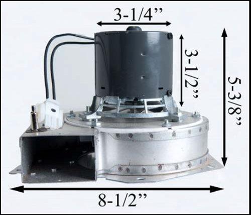 Englander Pellet Combustion Motor w Gasket PU-076002B by Englander