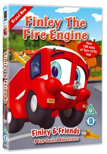 finley the fire engine - 6