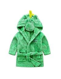 Dobelove Hooded Baby Towel Animal Toddlers Tower Bathrobe