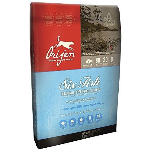 Orijen Six Fish Recipe Dry Dog Food