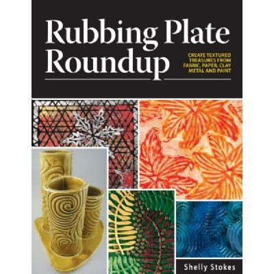 Cedar Canyon CCT-403 Rubbing Plate Roundup Book, 64 Pages