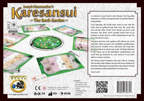 Karesansui-The Rock Garden Game
