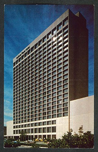 Galleria Plaza 5060 W Alabama Houston TX postcard - Galleria Houston Tx