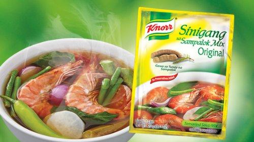 Knorr Sinigang sa Sampalok (Pack of 16) (Sa Stores Online)