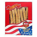 WOHO #101.4 Ginseng Long Large 4oz Box For Sale