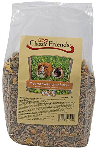 Classic Classic Friends Meerschweinchenfutter 1kg