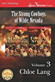 The Strong Cowboys of Wilde, Nevada, Chloe Lang, 1622418530