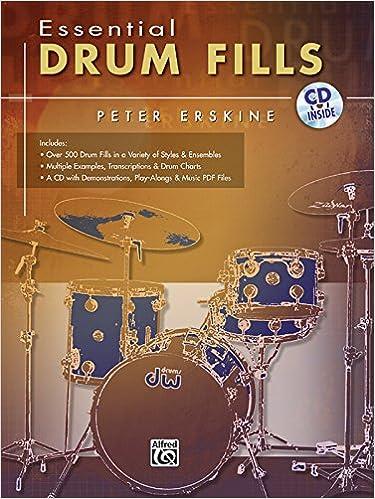 Essential Drum Fills (Book & CD)