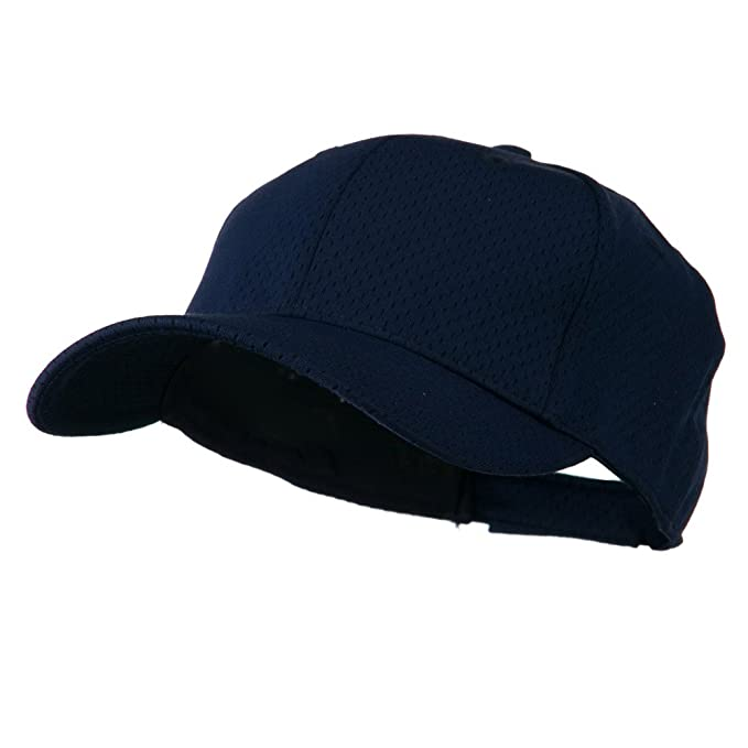 256d8f655a6 Athletic Jersey Mesh Cap - Navy OSFM at Amazon Men s Clothing store ...