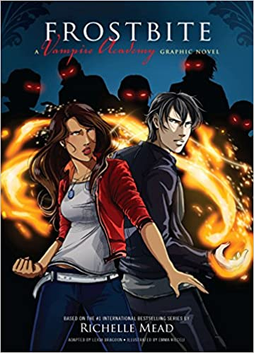 Frostbite A Graphic Novel Vampire Academy