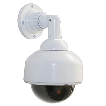 Cámara falsa simulada, WER Cámara de vigilancia falsa simulada CCTV/ Cámara de Seguridad Vigilancia