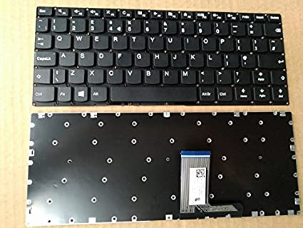 8b80bf25bea7b Amazon.com: Replacement Keyboard Without Frame For Lenovo Yoga 310 ...