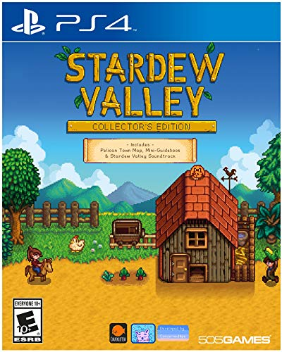 Stardew Valley: Collector's Edition - PlayStation 4 (Best Indie Games Ps4)
