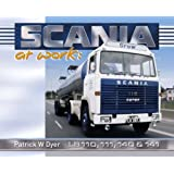 Scania at Work Lb110, 111, 140 & 141: Lb110, 111, 140 and 141