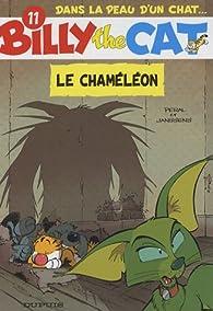 Billy the Cat, tome 11 : Le chaméléon par  Peral
