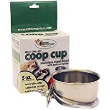 Stainless Steel Coop Cup w/ Holder 5 oz. (2 Pack)