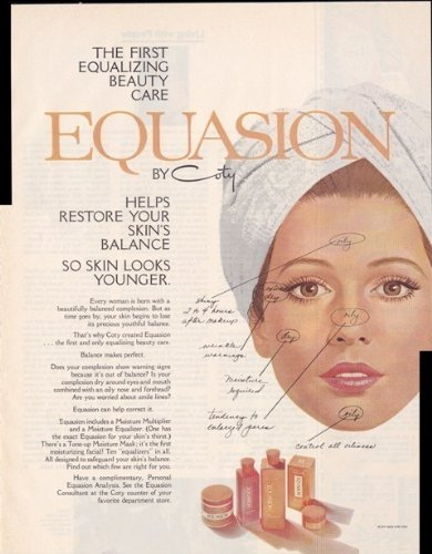Face Cream Advertisement