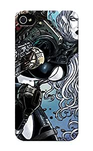 Rightcorner 70b12ab333 Protective Case For Iphone 5/5s(lady Death Horror Dark Demon Satan Goddess Fantasy Sexy Babe (16) ) - Nice Gift For Lovers