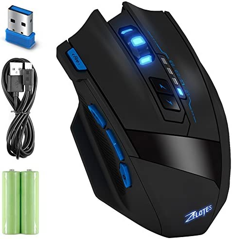 Afunta Wireless Gaming Mouse
