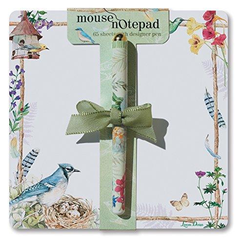 Lissom Design Mouse Note Pad, Wonder of