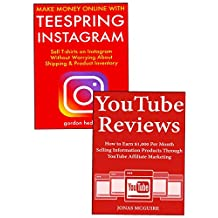 Social Passive Profits: Ways to Earn Money Online from Social Media Ideas of Print on Demand Instagram and YouTube Product Reviews